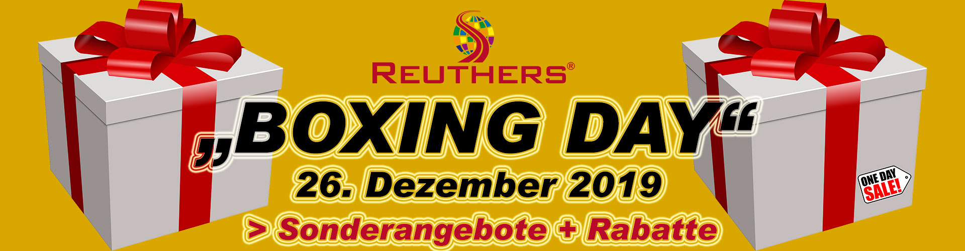 Reuthers Boxing Day